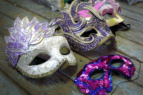 masquerade new years